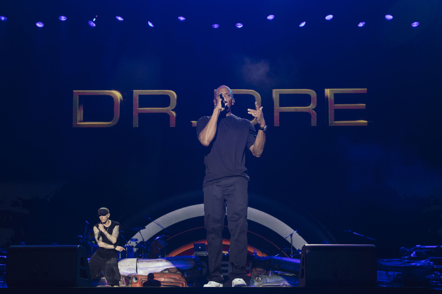 Jeremy Deputat | On Tour | Eminem | Dr Dre