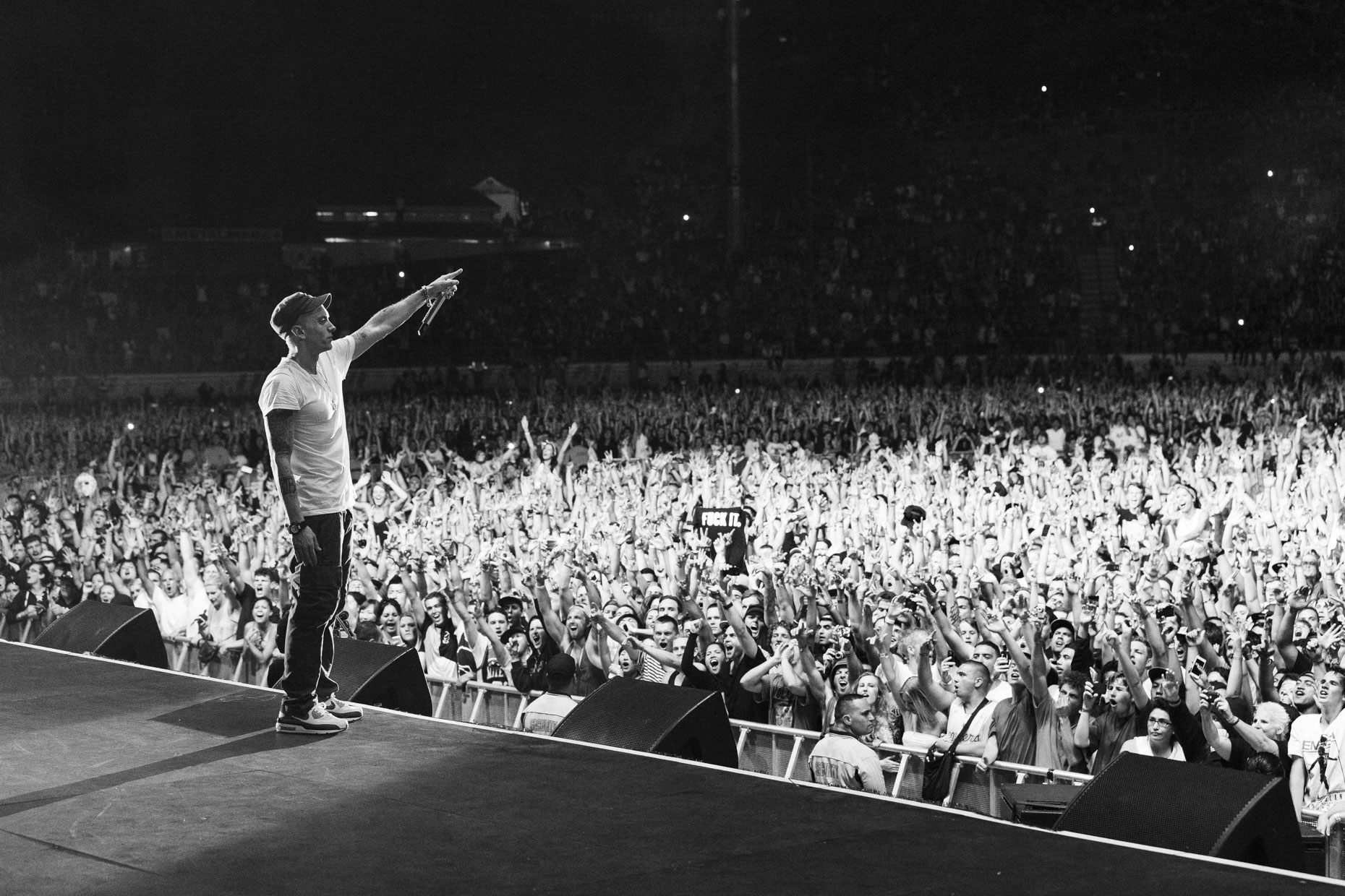 Jeremy Deputat | On Tour | Eminem