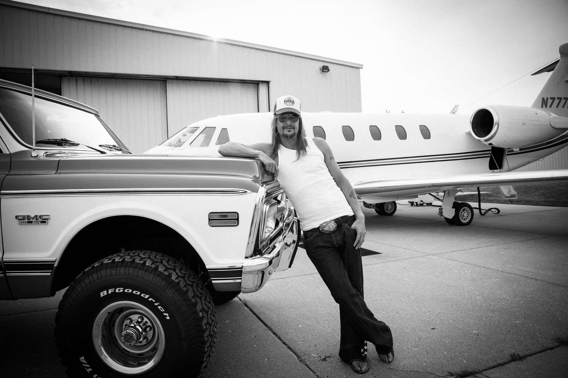 Jeremy Deputat | On Tour | Kid Rock