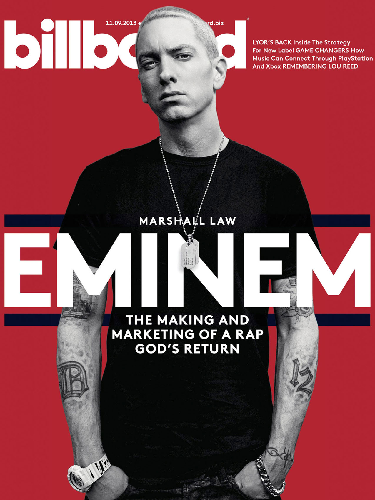 Billboard Magazine - 09 November 2013